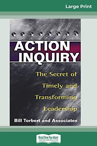 Action Inquiry By William Torbert