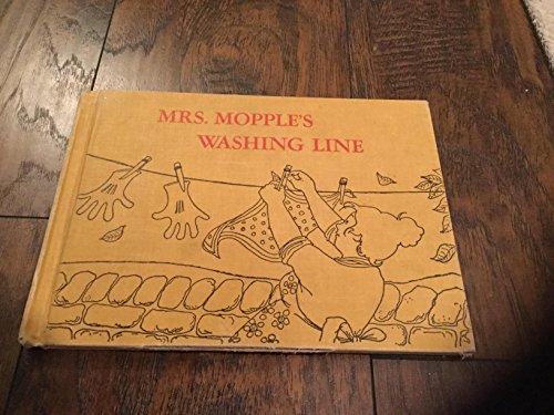 Mrs. Mopple's Washing Line By Anita Hewett
