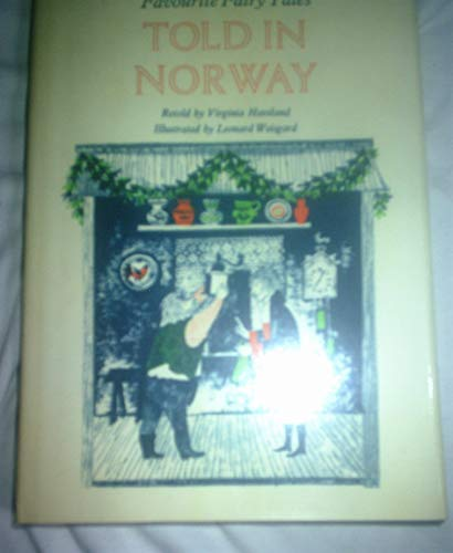 Favourite Fairy Tales Told in Norway By Virginia Haviland
