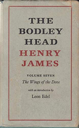 The Bodley Head Henry James By Henry James