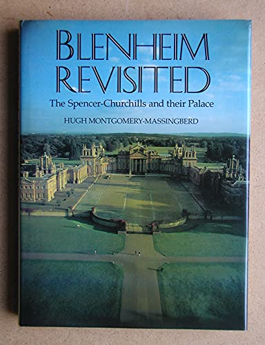 Blenheim Revisited By Hugh Montgomery-Massingberd