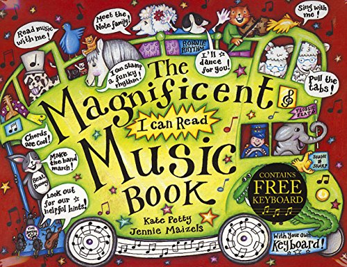 The Magnificent Music Book By Kate Petty