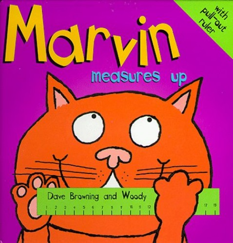 Marvin Measures Up By Dave Browning
