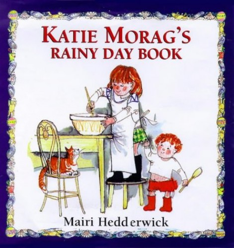 Katie Morag Rainy Day Book By Mairi Hedderwick
