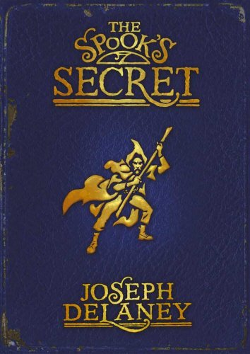 Spooks Secret, The Book 3 By Joseph Delaney