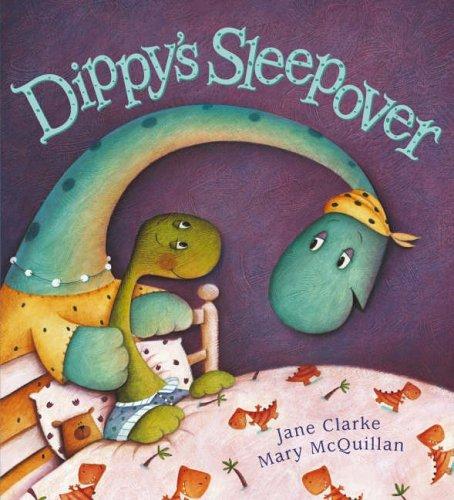 Dippys Sleepover By Jane Clarke