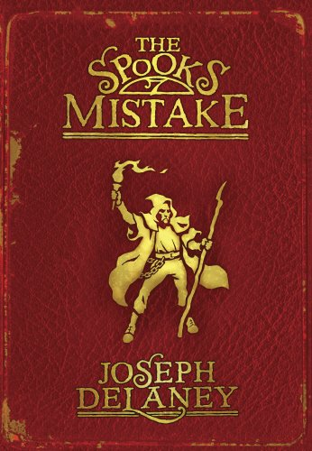 Spooks Mistake, The Book 5 By Joseph Delaney
