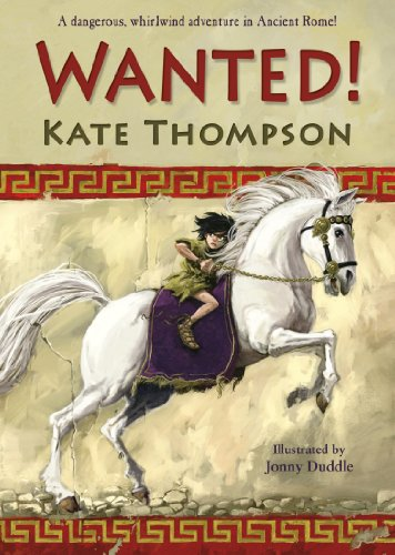 Wanted! By Kate Thompson