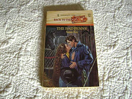 Harlequin Romance #3268 Bad Penny By Susan Fox, M.A