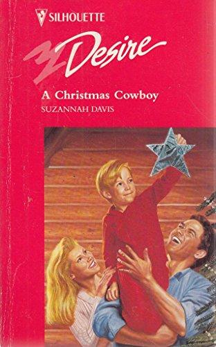 A Christmas Cowboy By Suzannah Davis