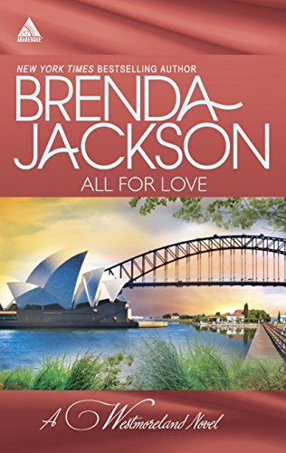 All For Love By Brenda Jackson