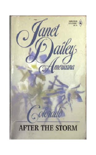 After the Storm By Janet Dailey