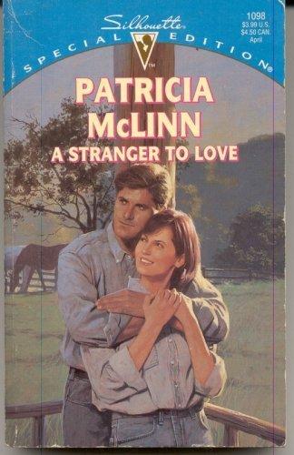 A Stranger To Love By Patricia McLinn