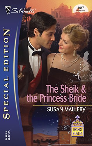 The Sheikh and the Princess Bride By Susan Mallery