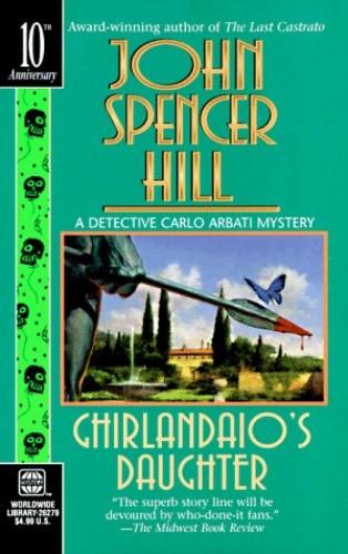 Ghirlandaio's Daughter By John Spencer Hill