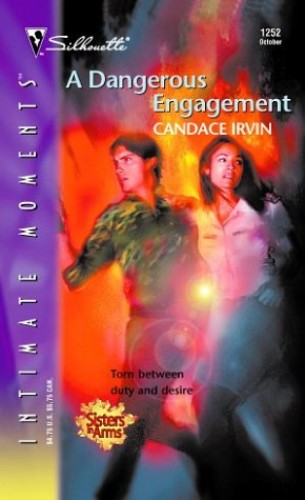 A Dangerous Engagement By Candace Irvin
