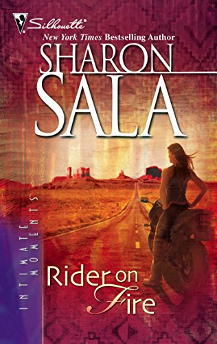Rider on Fire By Sharon Sala