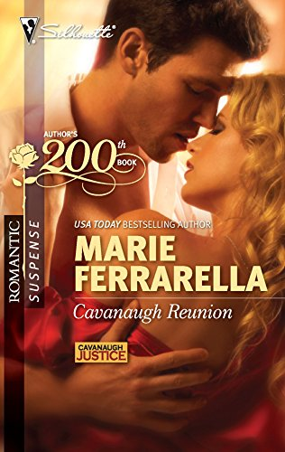 Cavanaugh Reunion By Marie Ferrarella