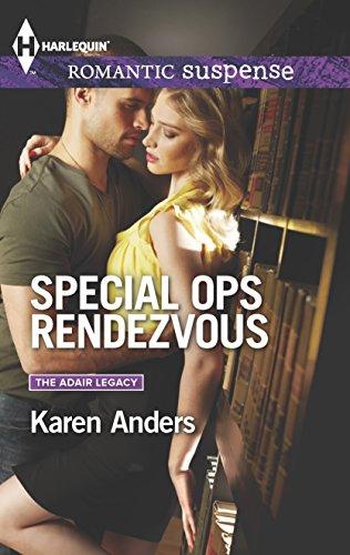 Special Ops Rendezvous By Karen Anders