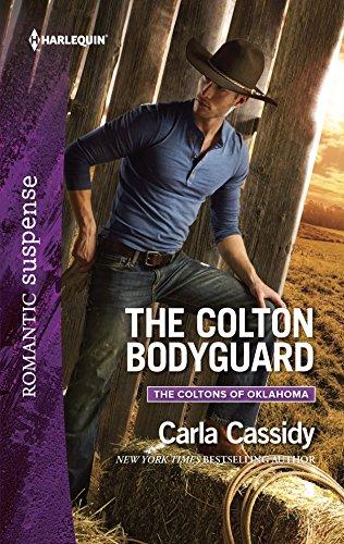 The Colton Bodyguard By Carla Cassidy