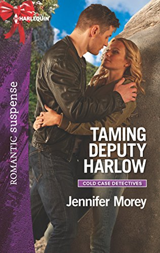 Taming Deputy Harlow By Jennifer Morey