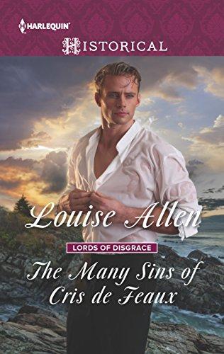 The Many Sins of Cris de Feaux By Louise Allen, Ph.