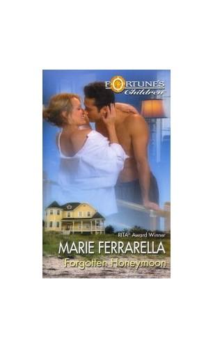 Forgotten Honeymoon By marie-ferrarella