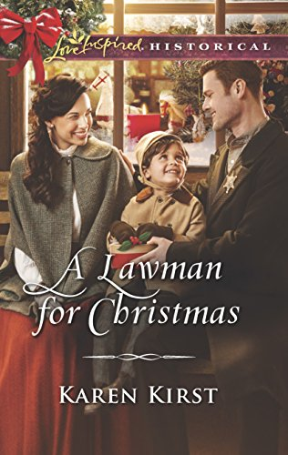 A Lawman for Christmas By Karen Kirst