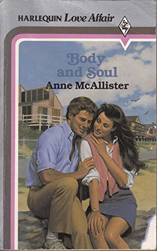 Body and Soul By Anne McAllister