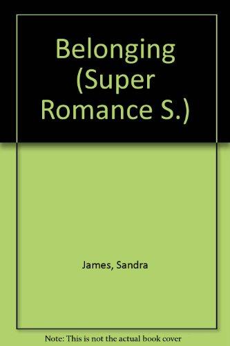 Belonging By Sandra James