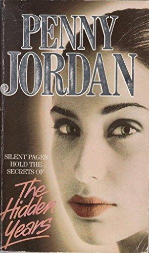The Hidden Years by Penny Jordan
