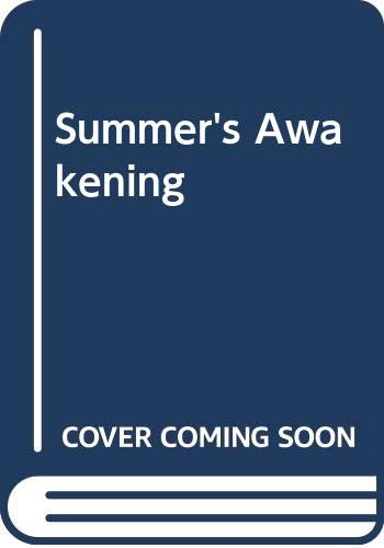 Summer's Awakening By Anne Weale