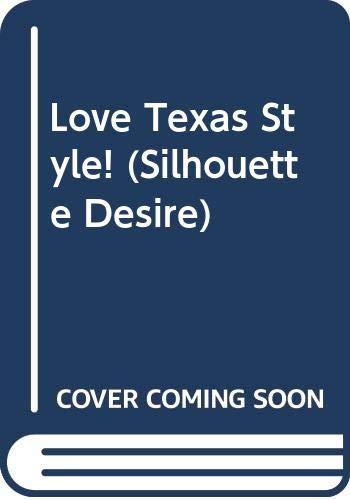 Love Texas Style! By Annette Broadrick