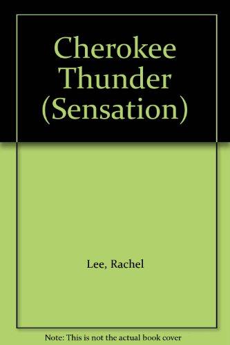 Cherokee Thunder By Rachel Lee