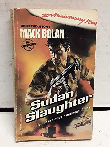 Sudan Slaughter By Don Pendleton