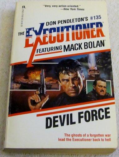 Devil Force By Don Pendleton