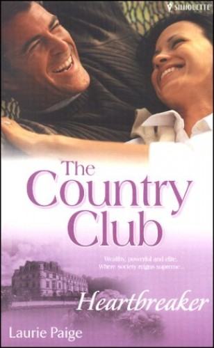 Heartbreaker (The Country Club, Book 6) By Laurie Paige