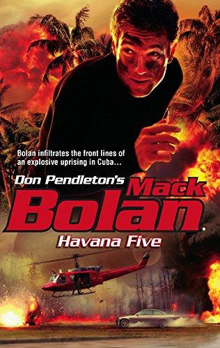 Havana Five By Don Pendleton