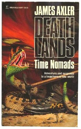 Time Nomads By James Axler