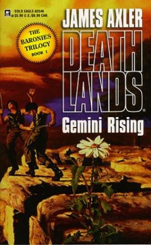 Gemini Rising By James Axler