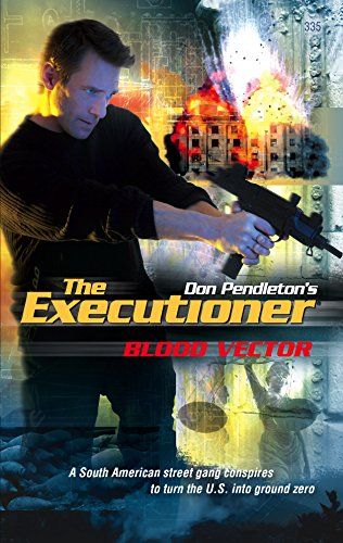 Blood Vector By Don Pendleton