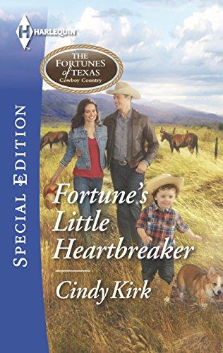 Fortune's Little Heartbreaker By Cindy Kirk