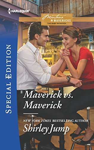 Maverick vs. Maverick By Shirley Jump