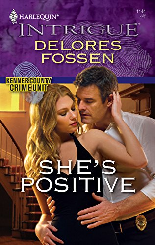She's Positive By Delores Fossen