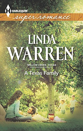 A Texas Family Harlequin Super Romance By Linda Warren border=