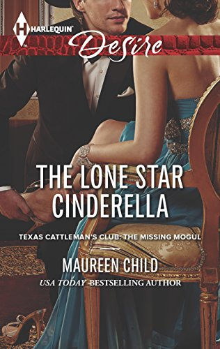 The Lone Star Cinderella By Maureen Child