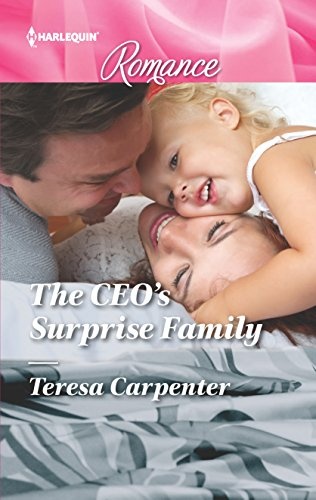 The Ceo's Surprise Family By Teresa Carpenter