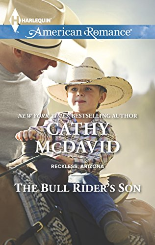 The Bull Rider's Son By Cathy McDavid