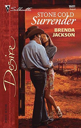 Stone Cold Surrender By Brenda Jackson