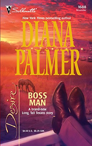 Boss Man By Diana Palmer